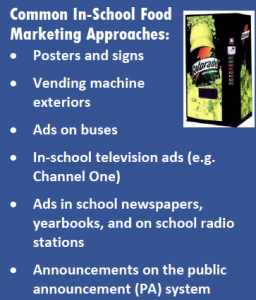 in-school marketing