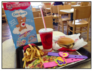 Wendy's kids meal